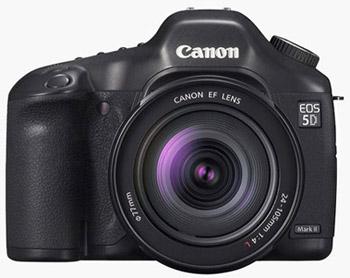 Canon EOS 5dMkII