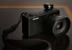 Sigma DP2 Merrill with strap